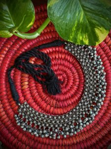 GHUNGROO CHOKER NECKLACE