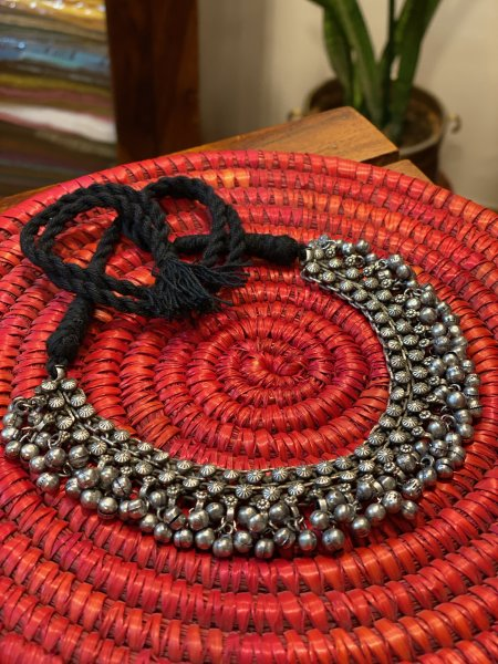 GHUNGROO NECKLACE